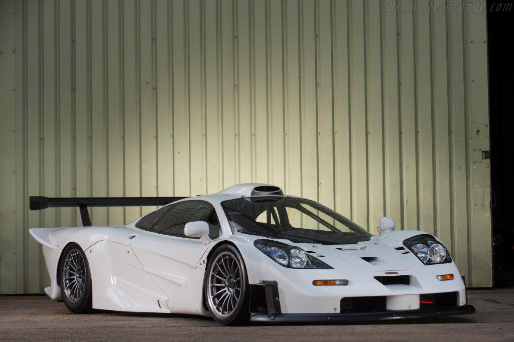 Mercedes Sports Cars Wallpapers 1997 Mclaren F1 Gtr Longtail Chassis 25r