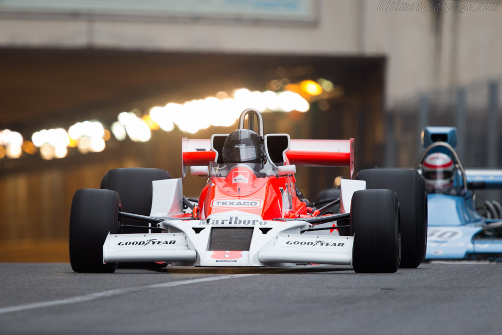 Great Car Wallpapers 1976 1978 Mclaren M26 Cosworth Images Specifications