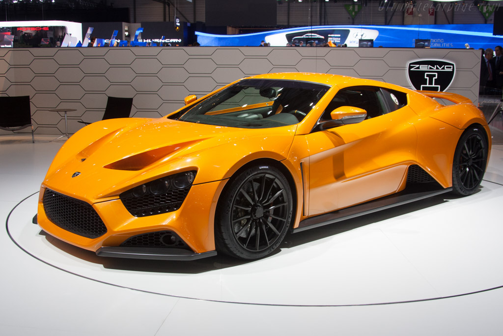 Wallpaper Mobil Sport Hd 2009 Zenvo St1 Images Specifications And Information