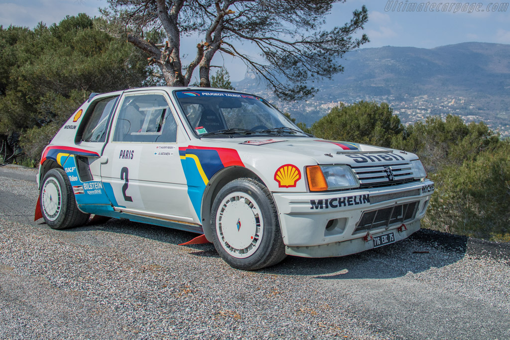 Group B Rally Cars Wallpapers 1984 1986 Peugeot 205 T16 Group B Images