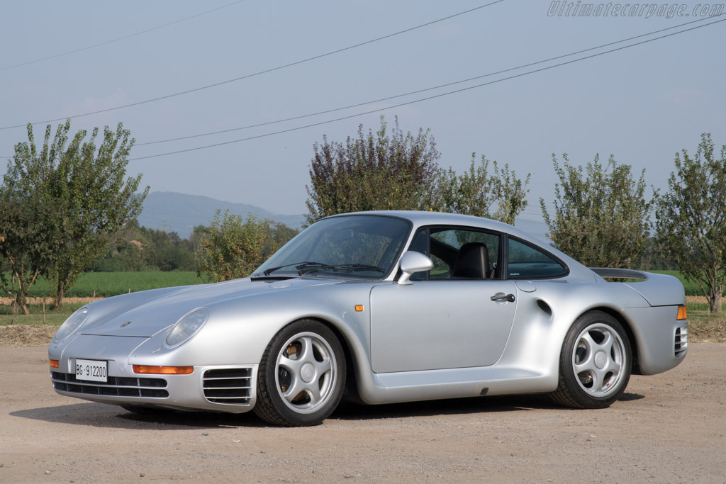 3d Lotus Wallpaper 1986 1988 Porsche 959 Images Specifications And