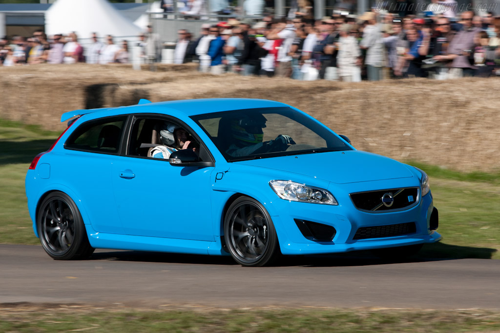 Prototype Cars Wallpapers 2010 Volvo C30 Polestar Concept Images Specifications