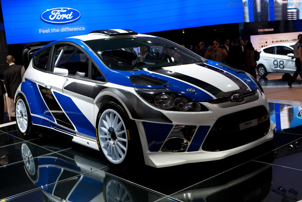 Great Car Wallpapers 2011 Ford Fiesta Rs Wrc Images Specifications And
