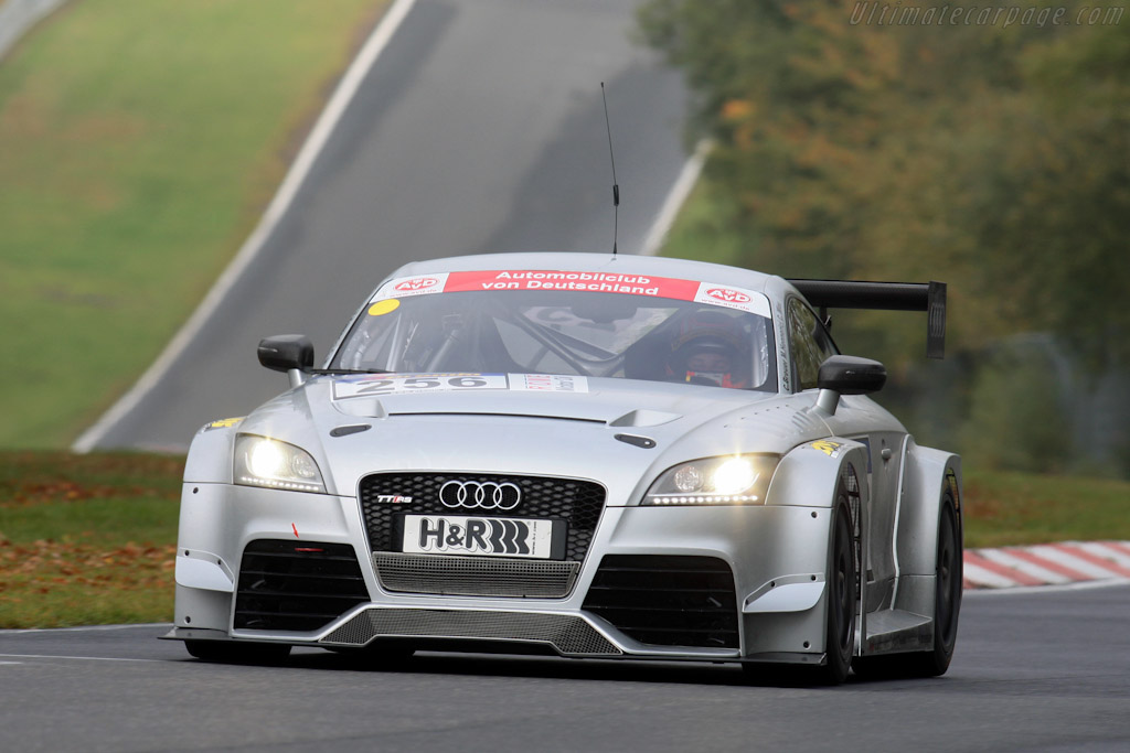 2010 Audi TT RS VLN - Images, Specifications and Information