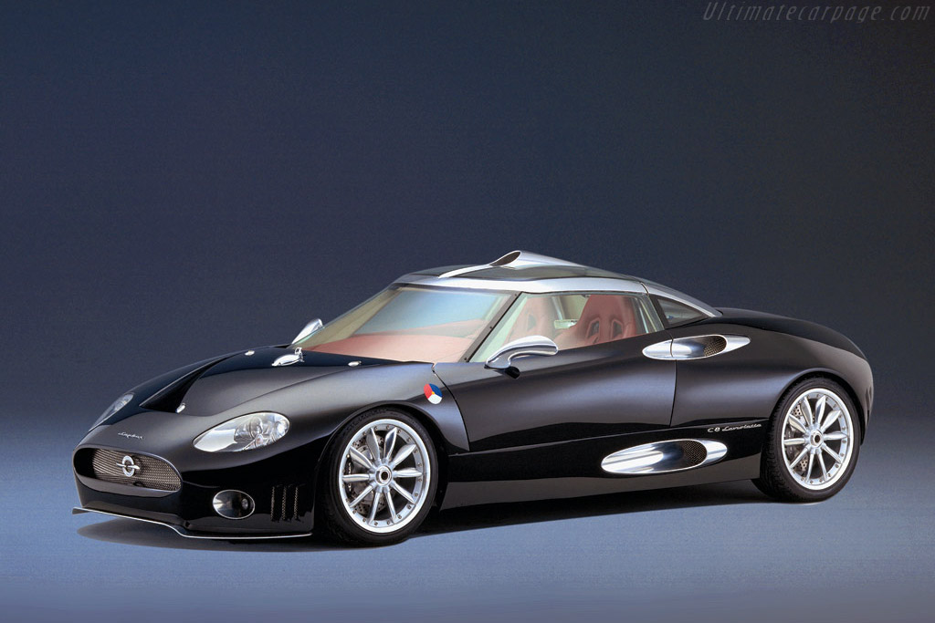 Great Car Wallpapers 2001 Spyker C8 Laviolette Images Specifications And