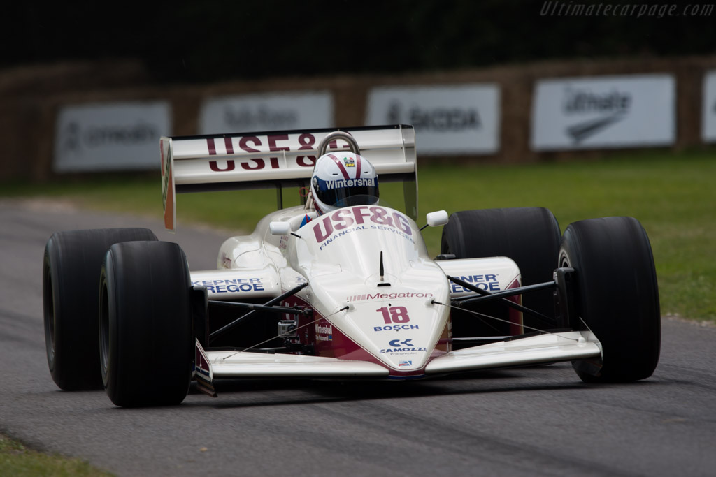 Bentley Car Logo Wallpapers 1988 Arrows A10b Megatron Images Specifications And