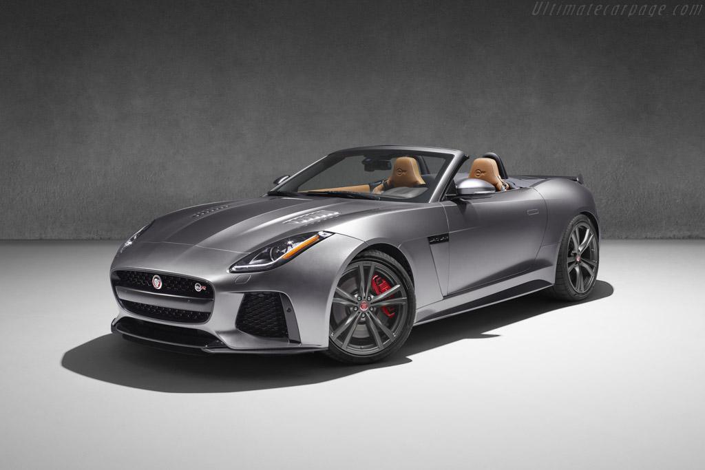 Hd Future Cars Wallpapers 2016 Jaguar F Type Svr Convertible Images