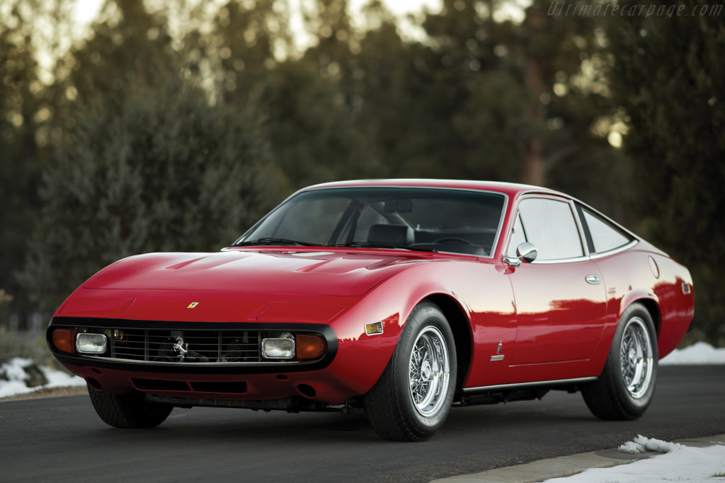 Prototype Cars Wallpapers 1971 1972 Ferrari 365 Gtc 4 Images Specifications And