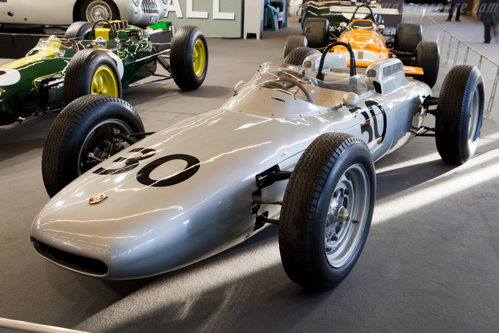Great Car Wallpapers 1962 Porsche 804 F1 Images Specifications And Information