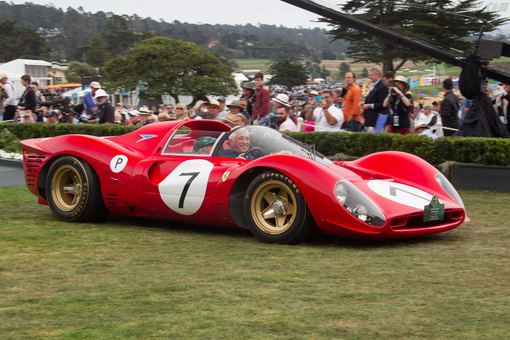 Audi Sports Car Wallpaper 1967 Ferrari 330 P4 Images Specifications And Information