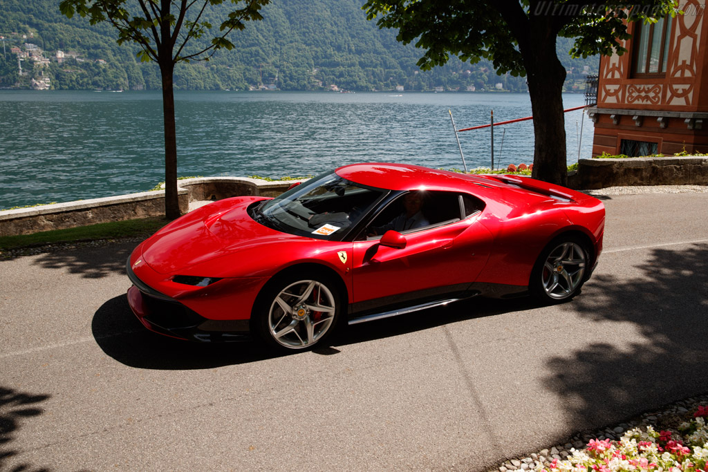 Great Car Wallpapers 2018 Ferrari Sp38 Images Specifications And Information