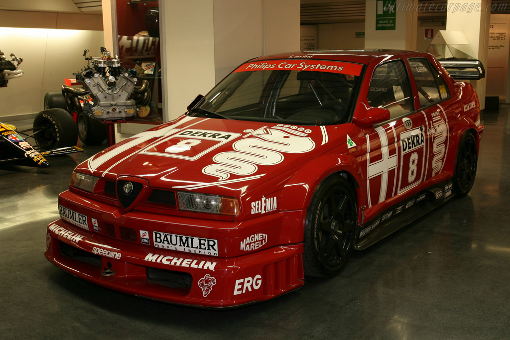 Mercedes Modified Cars Wallpapers 1993 1996 Alfa Romeo 155 V6 Ti Dtm Images