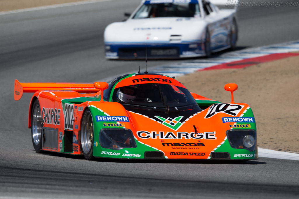 Great Car Wallpapers 1989 Mazda 767b Images Specifications And Information