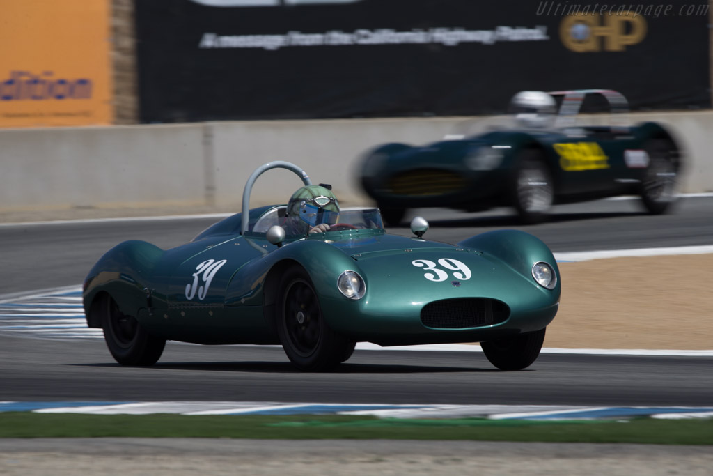 Cooper T39 Bobtail - Chassis CSII/6/56 - Driver Jimmy Domingos