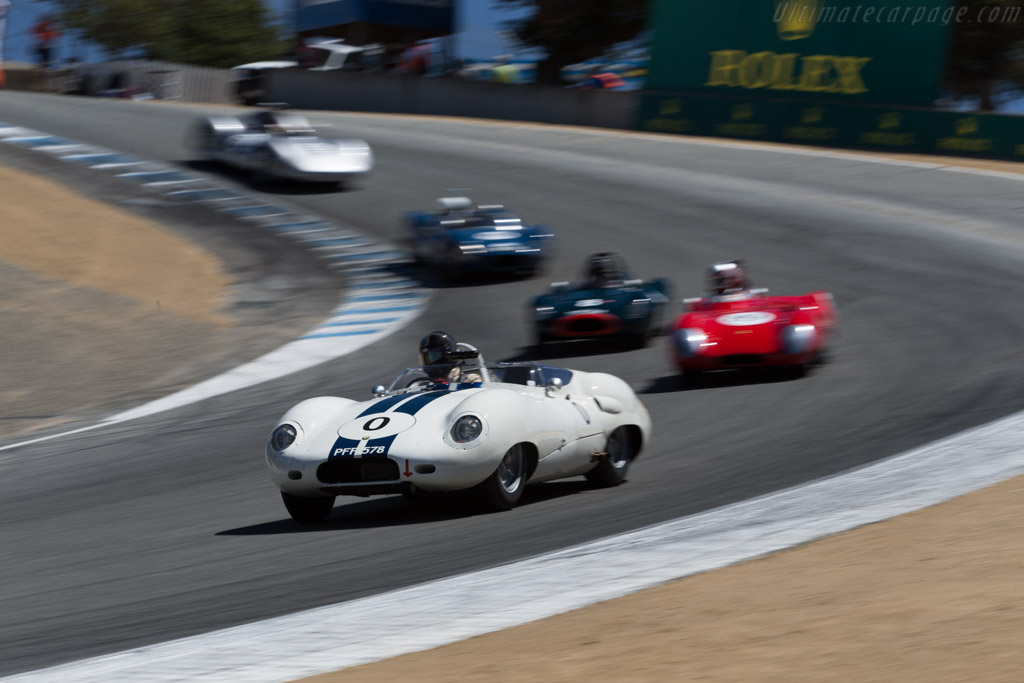 Cooper T39 Bobtail - Chassis CSII-14-56 - Driver Charles McCabe