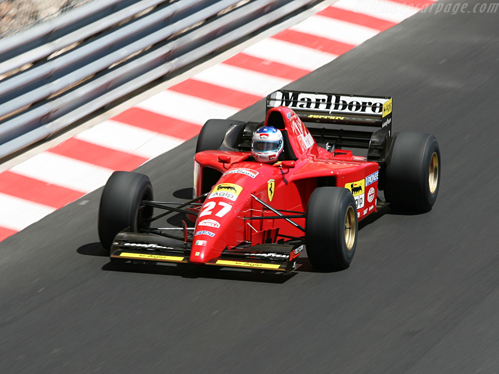 F1 Car Pictures Wallpaper Ferrari 412 T2 High Resolution Image 2 Of 18