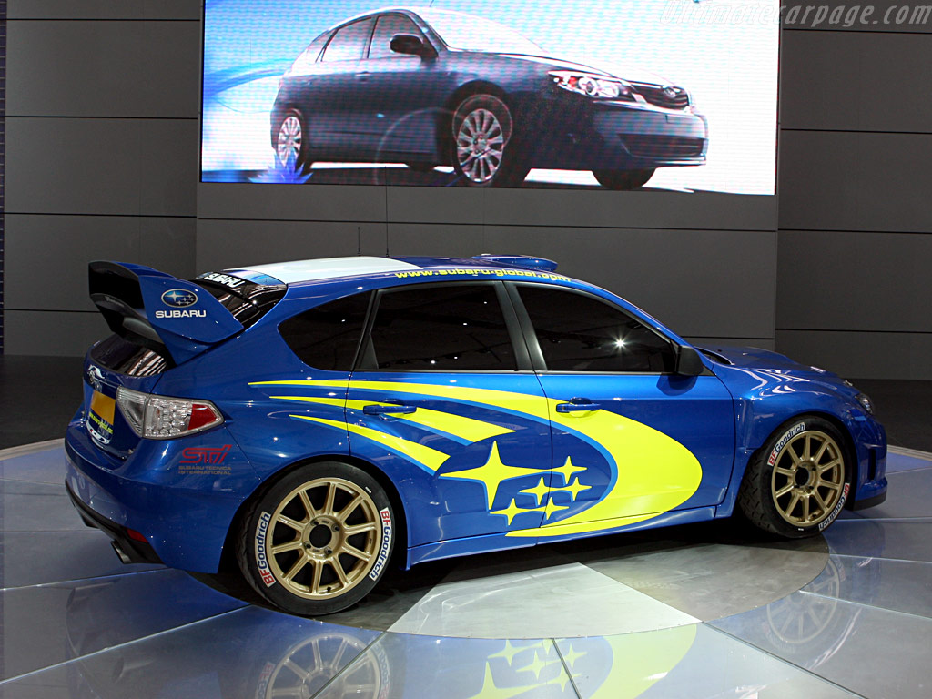 Racing Car Pictures Wallpaper Subaru Impreza Wrc Concept High Resolution Image 4 Of 6