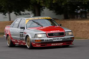 Mighty Car Mods Wallpaper 1992 Audi V8 Quattro Dtm Images Specifications And
