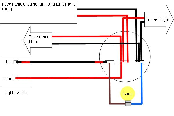 Lighting Circuit Wiring Diagram - 4hoeooanhchrisblacksbioinfo \u2022