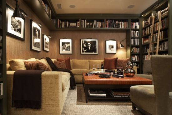 40 Cool Home Library Ideas Ultimate Home Ideas - home library ideas