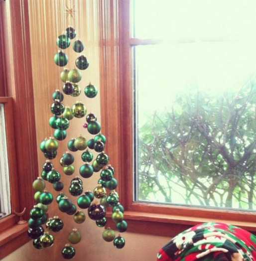 unique christmas tree decorating ideas - Rainforest Islands Ferry - unique christmas decorations