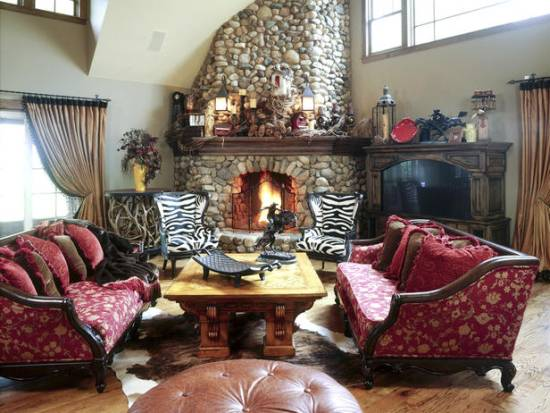 16 Western Living Room Decorating Ideas Ultimate Home Ideas - western living room decor