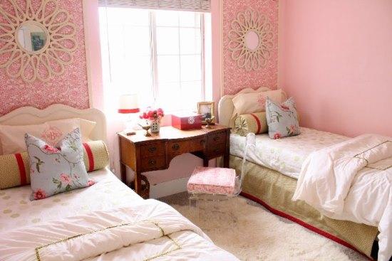51 Stunning Twin Girl Bedroom Ideas Ultimate Home Ideas - girl bedroom designs