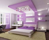 50 Purple Bedroom Ideas For Teenage Girls | Ultimate Home ...