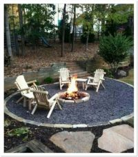 Best Material For Fire Pit. DIY Outdoor Fire Pit Kits ...