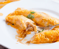 bean-and-cheese-enchiladas