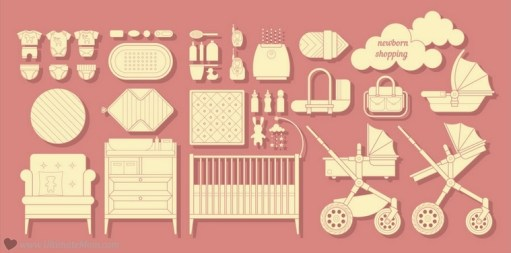 18 Must-Have Baby Items To Put On Your Registry
