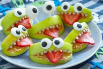 20 Healthy Halloween Recipes Kids Will Love