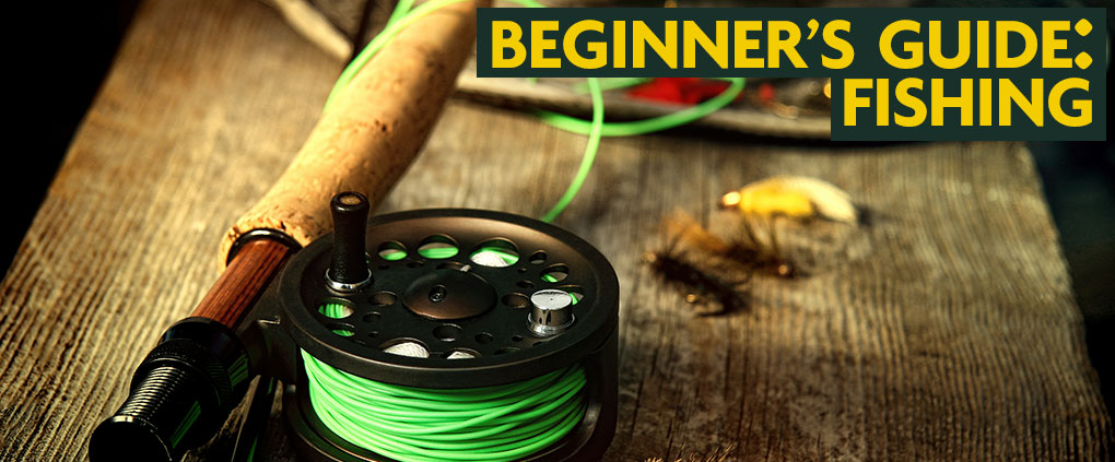 Beginner\u0027s Guide Fishing
