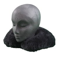 Sheepskin Adult Travel Pillow  Ultimate Sheepskin