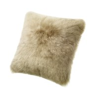 FIBRE by AUSKIN Sheepskin Pillows 20 Ivory  Ultimate