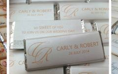 Choosing personalised chocolate bars | Ultimate Wedding Magazine 1