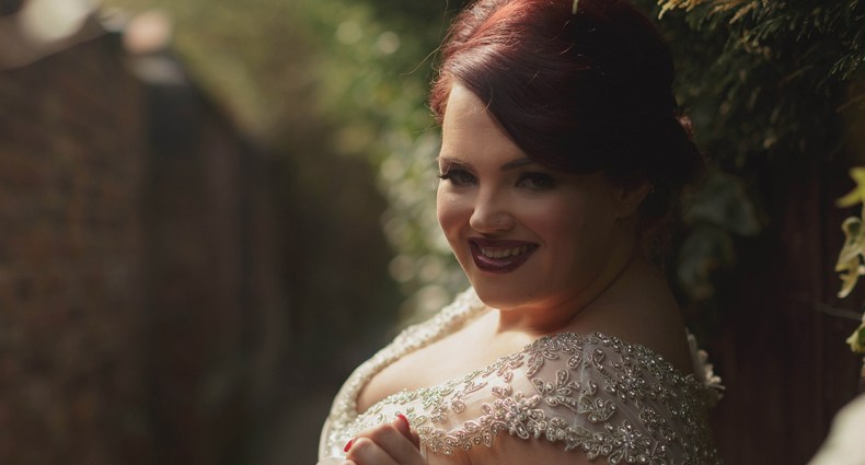 Rise of the plus size bridal designer cover