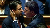 giuseppe conte matteo renzi governo crisi al buio 7 gennaio-2