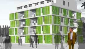 Algae-Powered-House-Splitterwerk