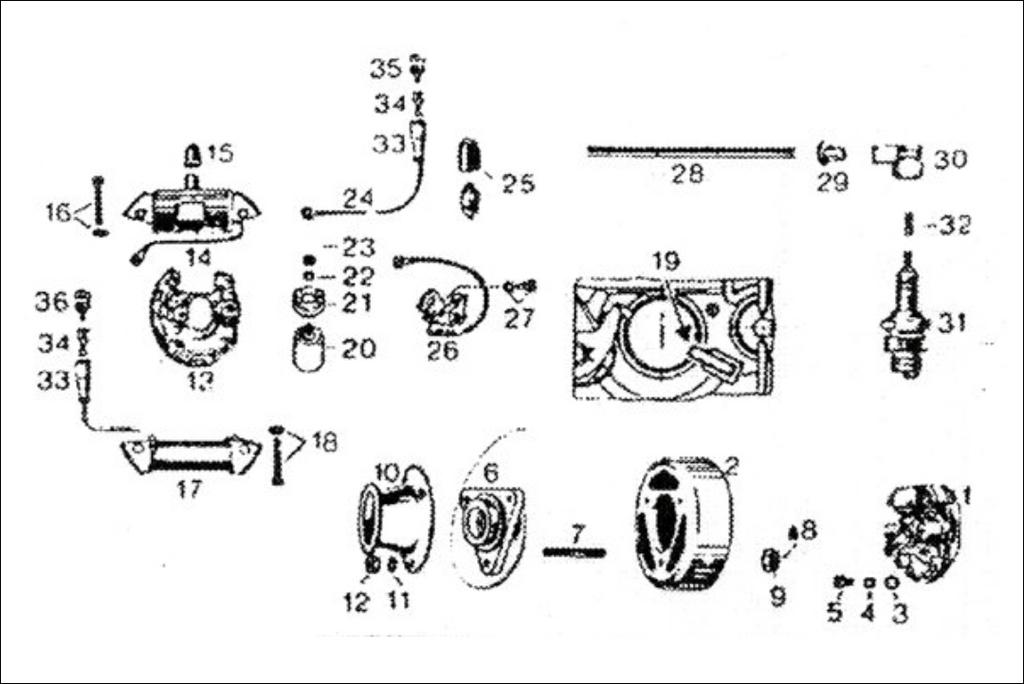 aircraft engine parts diagram