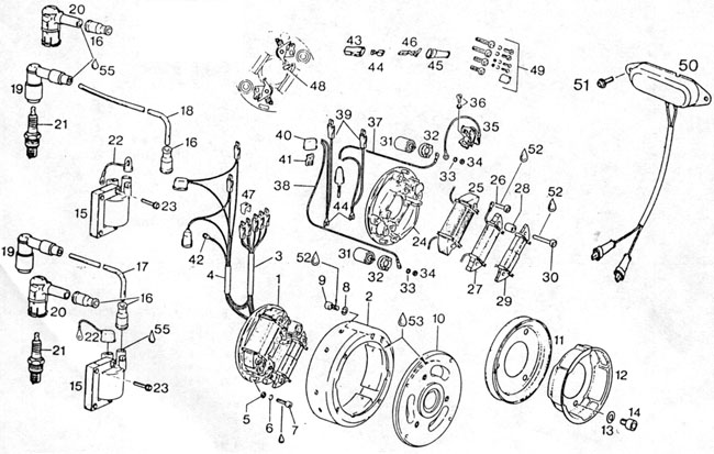 wiring diagram rotax 447