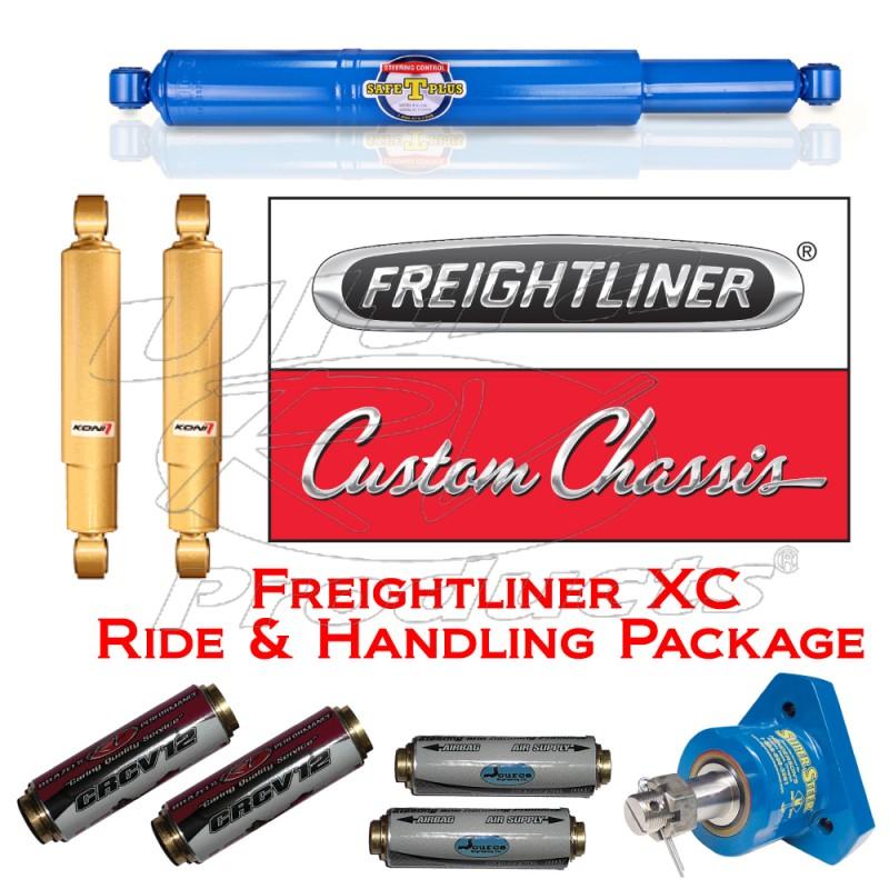 Freightliner XC Ride Enhancement Kit