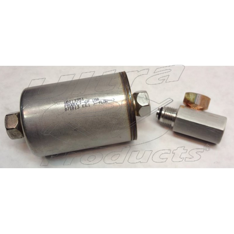 W8006889 - 2004+ Fuel Filter W / Adapter Kit - Workhorse Parts