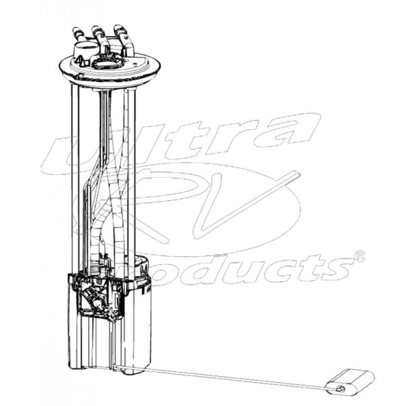 motorhome fuel pump