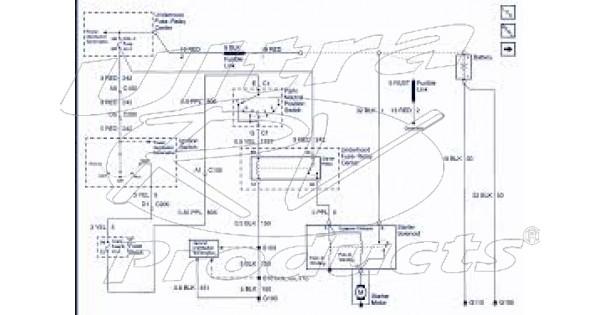 2002 Workhorse P32 81L Wiring Schematic Download - Workhorse Parts