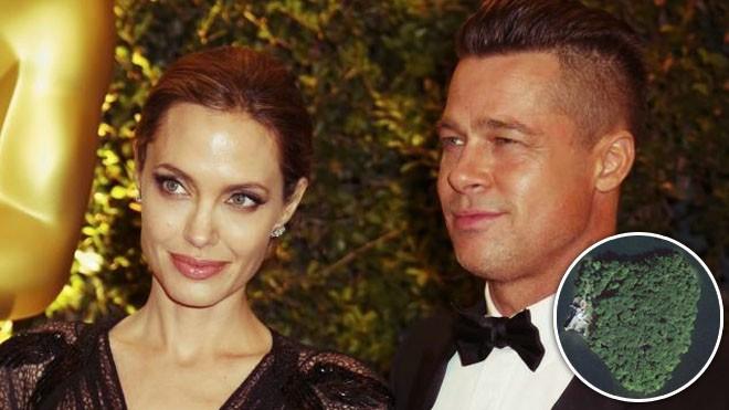 Angelina Buys Island Angelina Jolie Buys Brad Pitt
