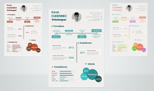 115+ Best Free Creative Resume Templates - Download - creative free resume templates