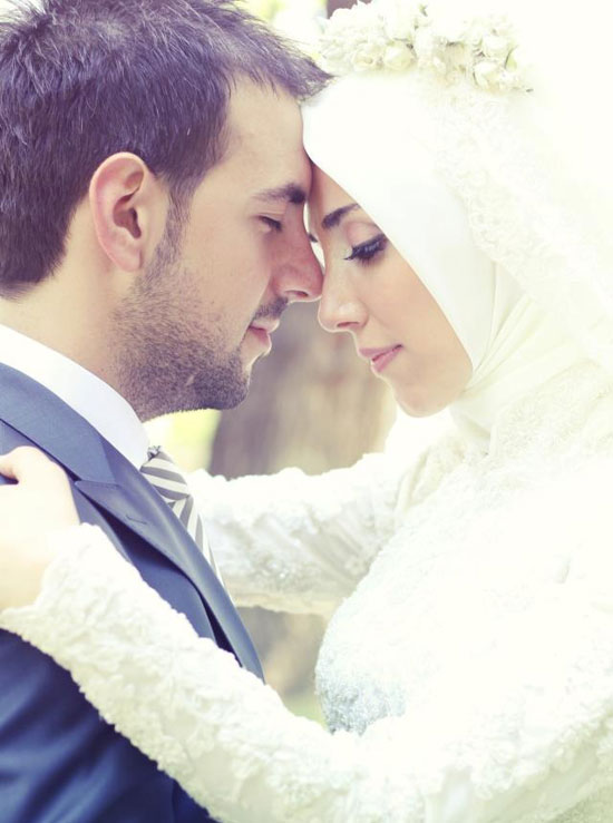 Romantic Muslim Wedding Couple romantic muslim wedding couples search ...