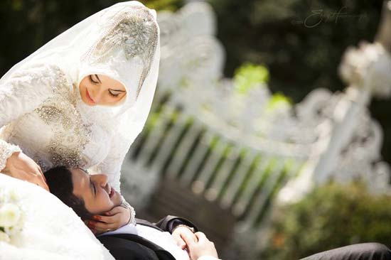 125 Cute and Romantic Muslim Marriage Couples [Updated]