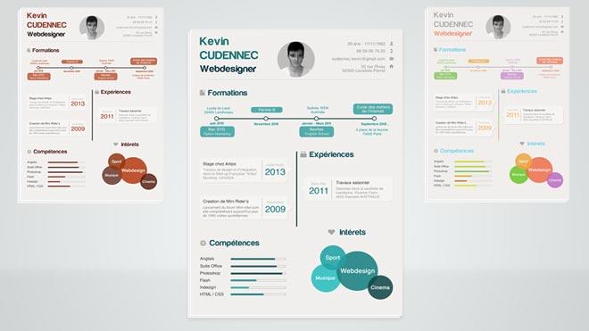 25 infographic resume templates free premium collection infographic resume builder - Infographic Resume Builder